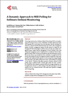 A Dynamic Approach to MIB Polling for Software Defined